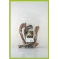 Kalkoen nekken gedroogd. zak 300 gram Carnis