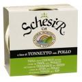 # Schesir blikje 85 gram tonijn kip