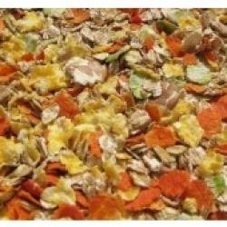 Kruiden/ groentemix zak 500 gram