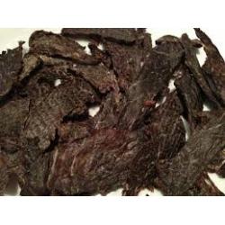 Rundvlees gedroogde platte repen zakje 150 gr