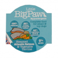 LITTLE big paw gourmet atlantische zalm mousse 85 GR