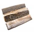 Carnis zalmhuid kauwstrips zakje 130 gram